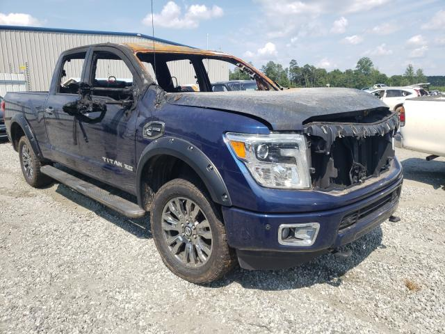2016 Nissan Titan XD S for sale in Spartanburg, SC