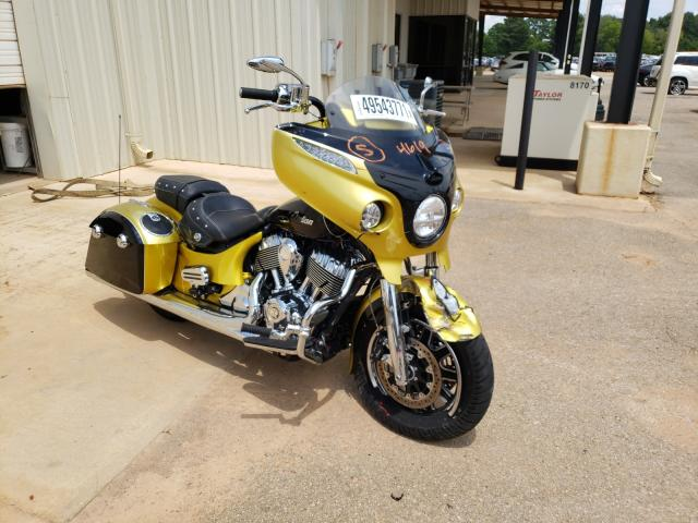 Indian Motorcycle Co. salvage cars for sale: 2017 Indian Motorcycle Co. Roadmaster