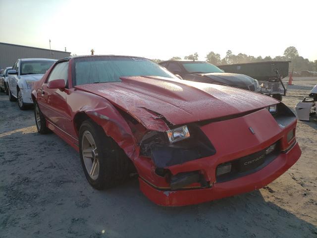 Chevrolet Camaro Vehiculos salvage en venta: 1986 Chevrolet Camaro