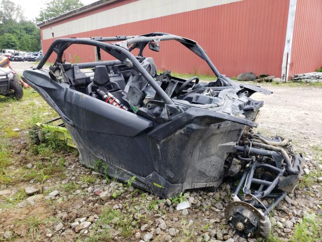 Salvage cars for sale from Copart Mendon, MA: 2020 Can-Am Maverick X