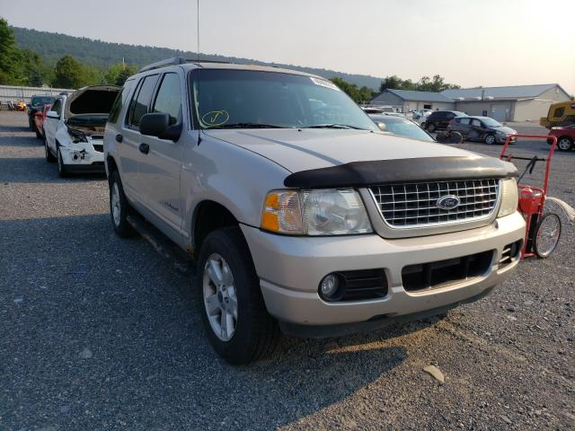 Salvage cars for sale from Copart Grantville, PA: 2005 Ford Explorer X
