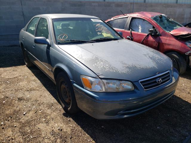 Salvage cars for sale from Copart Albuquerque, NM: 2000 Toyota Camry CE