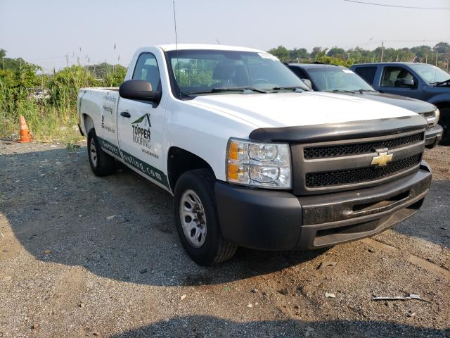 Salvage cars for sale from Copart Baltimore, MD: 2011 Chevrolet Silverado