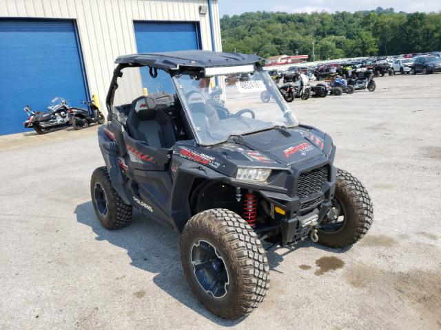 Salvage cars for sale from Copart Ellwood City, PA: 2015 Polaris RZR 900 XC