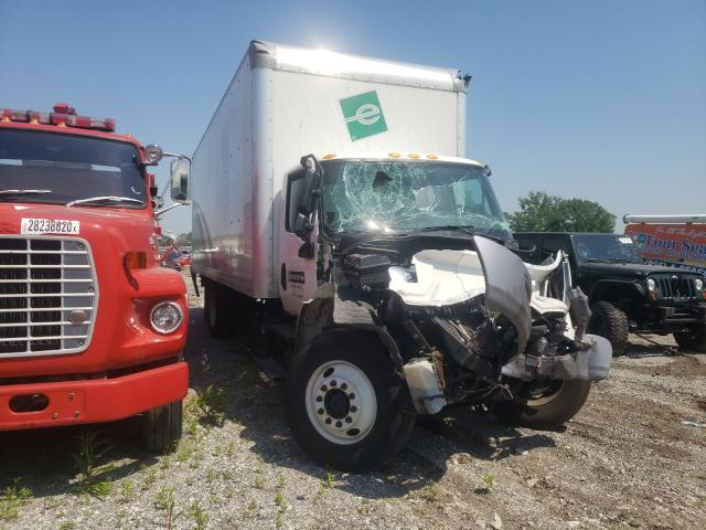 Salvage cars for sale from Copart Chicago Heights, IL: 2020 International MV607