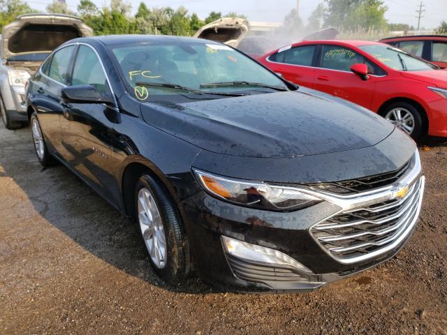 2019 Chevrolet Malibu LT en venta en Woodhaven, MI