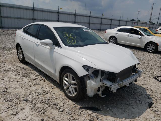 Vehiculos salvage en venta de Copart Alorton, IL: 2016 Ford Fusion SE