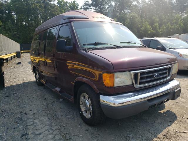 2004 Ford Econoline en venta en Waldorf, MD