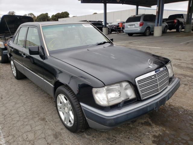 Mercedes-Benz 300 E salvage cars for sale: 1992 Mercedes-Benz 300 E