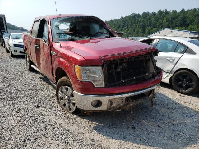 Salvage cars for sale from Copart Hurricane, WV: 2010 Ford F150 Super