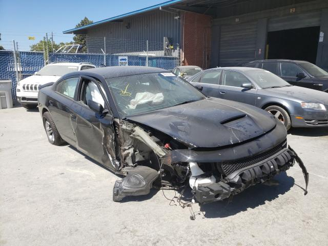 Salvage cars for sale from Copart Hayward, CA: 2021 Dodge Charger R