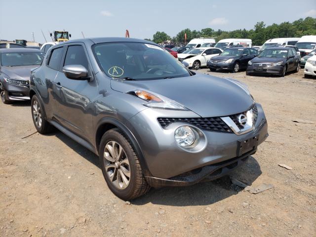 Nissan Juke salvage cars for sale: 2017 Nissan Juke