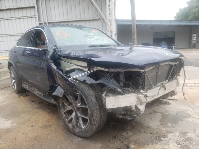 Salvage cars for sale from Copart Corpus Christi, TX: 2020 Mercedes-Benz GLC Coupe