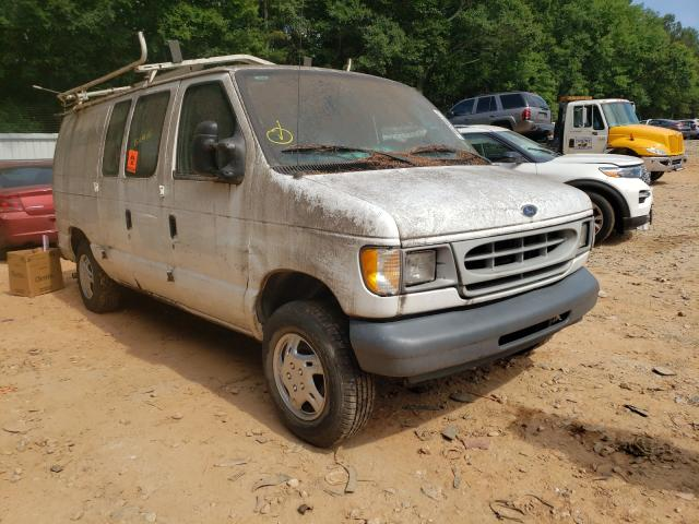 Salvage cars for sale from Copart Austell, GA: 2007 Ford Econoline