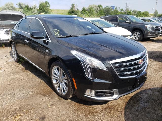 Salvage cars for sale from Copart Woodhaven, MI: 2019 Cadillac XTS Luxury
