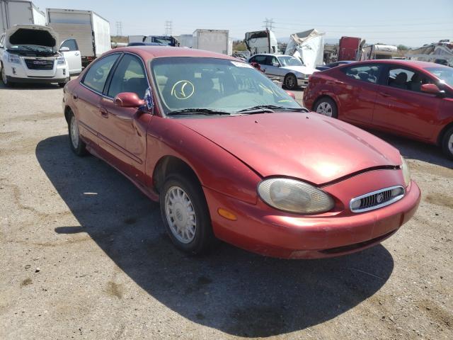 Salvage cars for sale from Copart Tucson, AZ: 1998 Mercury Sable GS