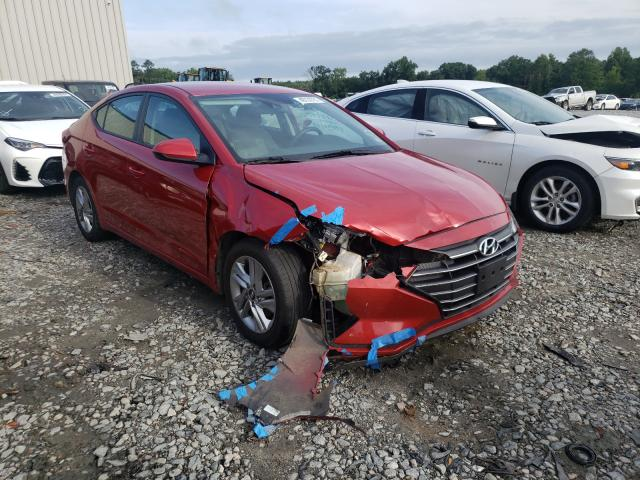 Salvage cars for sale from Copart Byron, GA: 2020 Hyundai Elantra SE