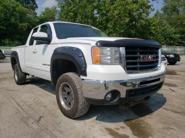 Salvage cars for sale from Copart Ellwood City, PA: 2008 GMC Sierra K25