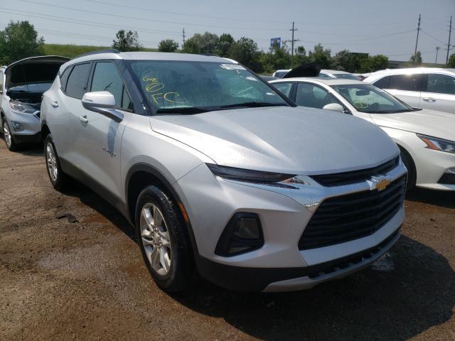 2020 Chevrolet Blazer 2LT en venta en Woodhaven, MI