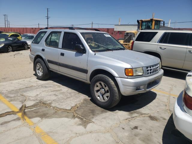 Isuzu salvage cars for sale: 1999 Isuzu Rodeo S