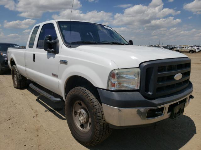 Salvage cars for sale from Copart Brighton, CO: 2007 Ford F250 Super