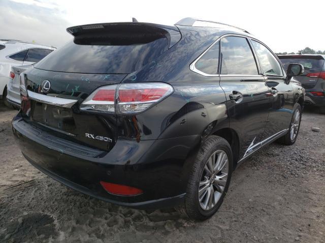 2013 LEXUS RX 450