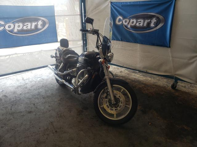 Salvage cars for sale from Copart Fort Wayne, IN: 2007 Honda VT1100 C