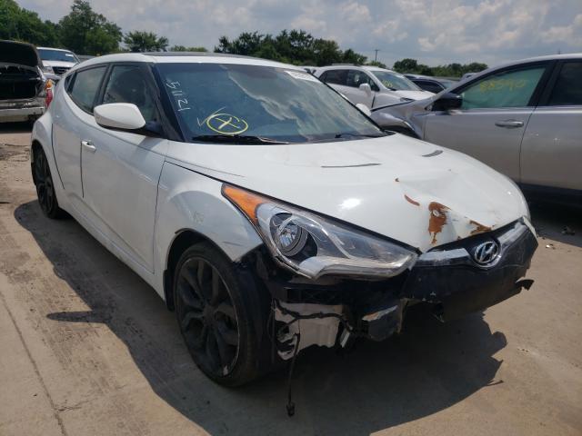 Vehiculos salvage en venta de Copart Wilmer, TX: 2013 Hyundai Veloster