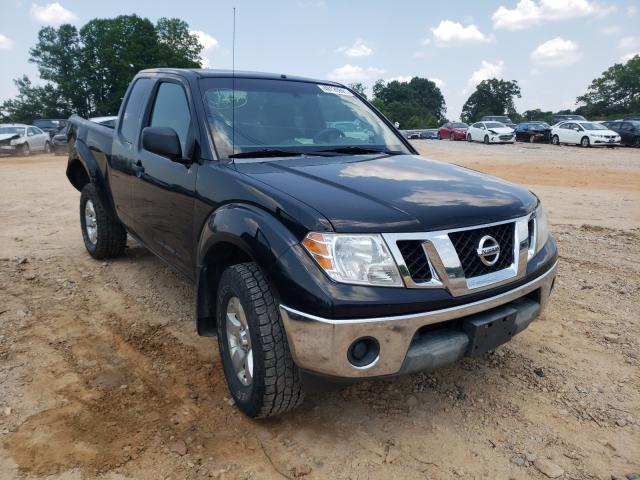 Salvage cars for sale from Copart China Grove, NC: 2009 Nissan Frontier K