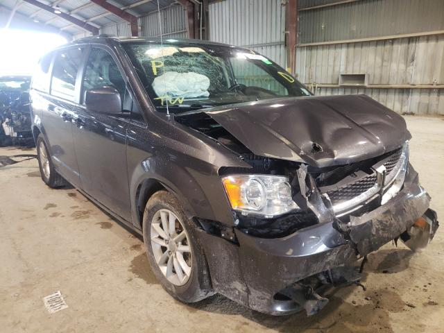 Salvage cars for sale from Copart Greenwell Springs, LA: 2019 Dodge Grand Caravan
