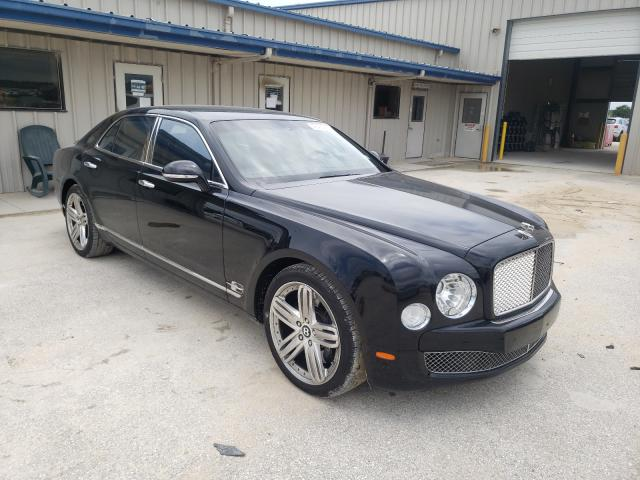 Upcoming salvage cars for sale at auction: 2011 Bentley Mulsanne