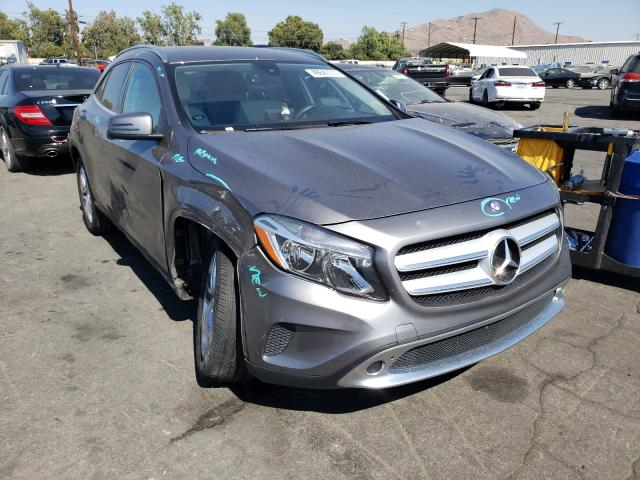 Salvage cars for sale from Copart Colton, CA: 2016 Mercedes-Benz GLA 250