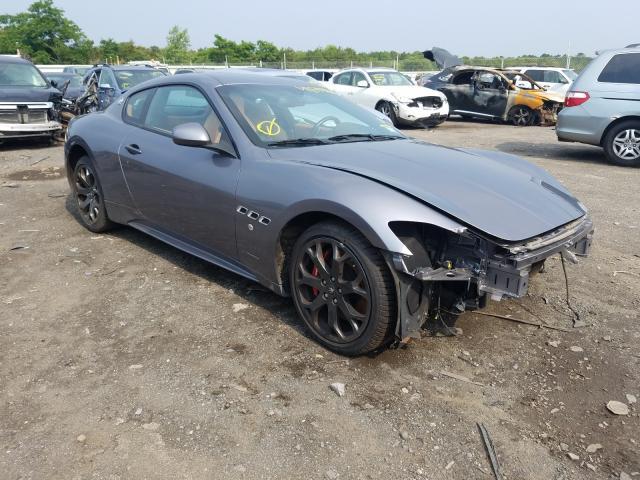 Maserati salvage cars for sale: 2017 Maserati Granturismo