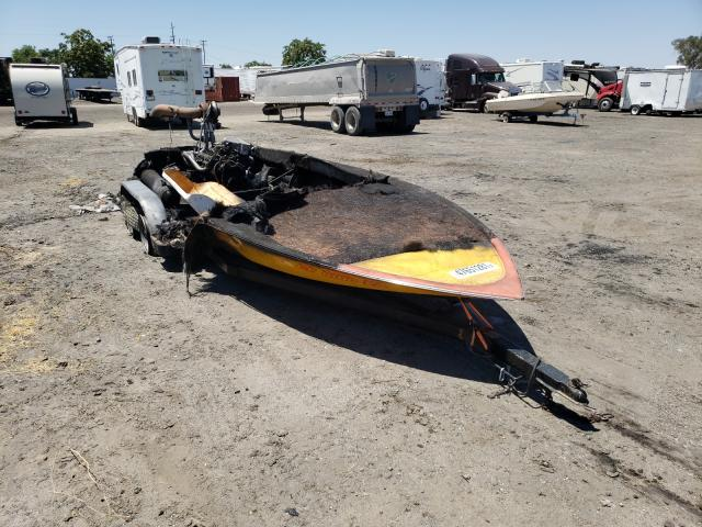 Other Marine Trailer salvage cars for sale: 1973 Other Marine Trailer