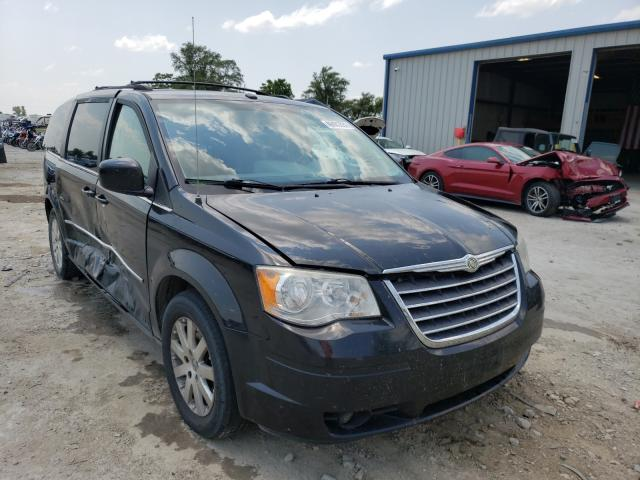 Salvage cars for sale from Copart Sikeston, MO: 2009 Chrysler Town & Country