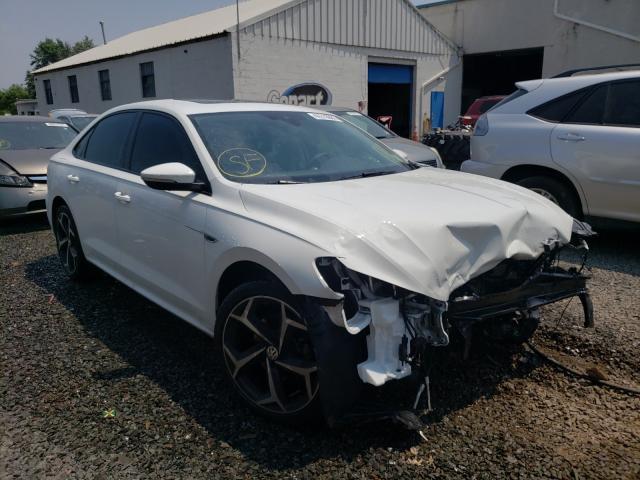 Vehiculos salvage en venta de Copart Hillsborough, NJ: 2020 Volkswagen Passat R-L
