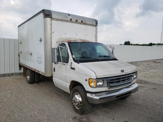 Used 2001 FORD ECONOLINE - Small image. Lot 49498871