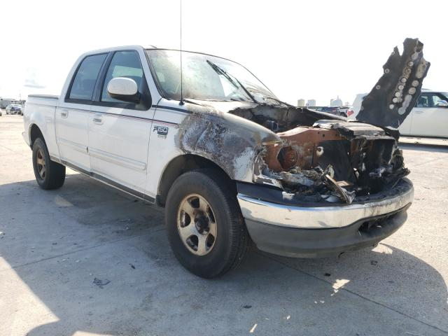 Burn Engine Cars for sale at auction: 2001 Ford F150 Super