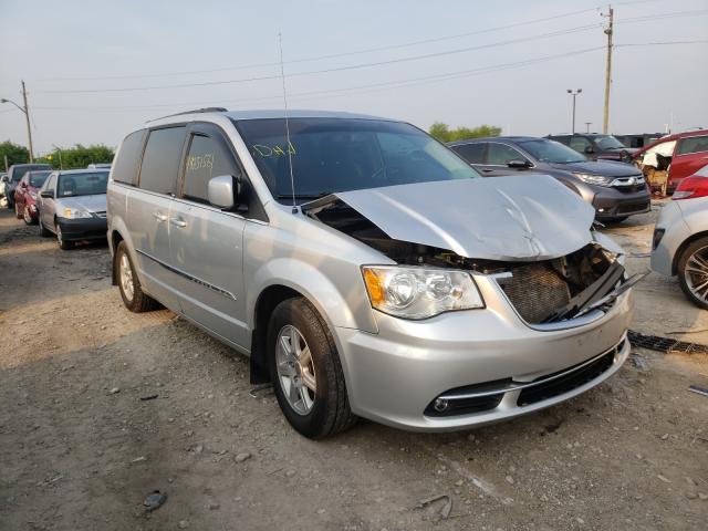 2012 Chrysler Town & Country en venta en Indianapolis, IN
