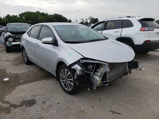 Salvage cars for sale from Copart Riverview, FL: 2019 Toyota Corolla L