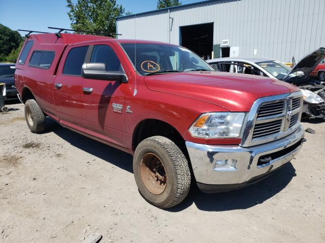 Dodge 2500 salvage cars for sale: 2010 Dodge 2500