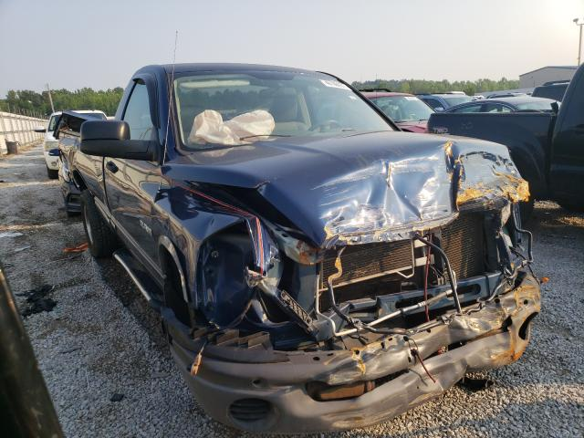 Salvage cars for sale from Copart Louisville, KY: 2008 Dodge RAM 1500 S