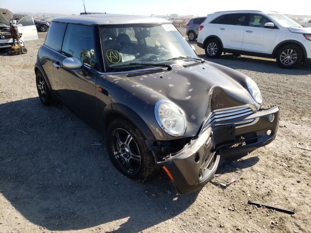 Mini Cooper salvage cars for sale: 2006 Mini Cooper