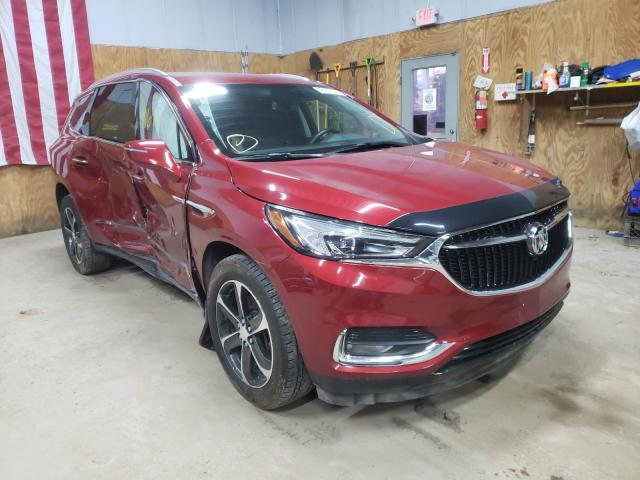 Salvage cars for sale from Copart Kincheloe, MI: 2019 Buick Enclave ES