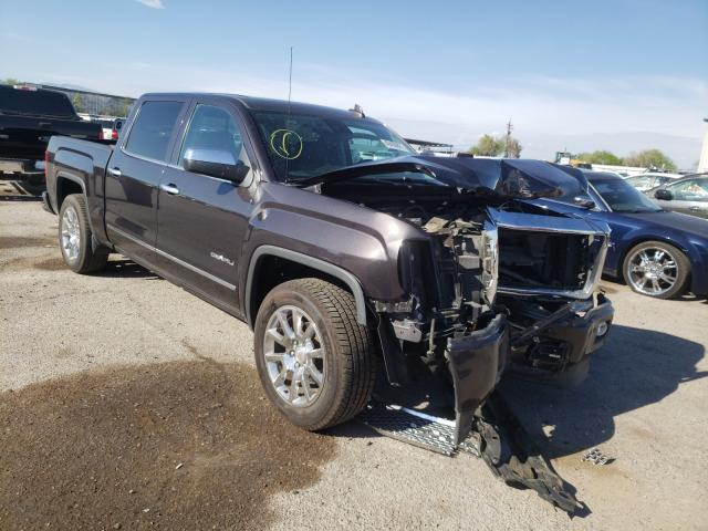 Salvage cars for sale from Copart Tucson, AZ: 2015 GMC Sierra C15