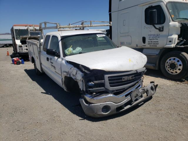 Salvage cars for sale from Copart Vallejo, CA: 2005 GMC Sierra C25