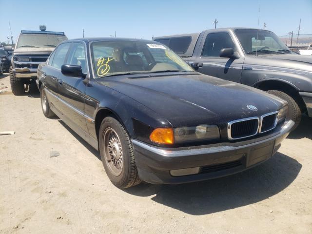 BMW Vehiculos salvage en venta: 1998 BMW 740 IL