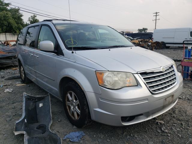 Salvage cars for sale from Copart Windsor, NJ: 2009 Chrysler Town & Country