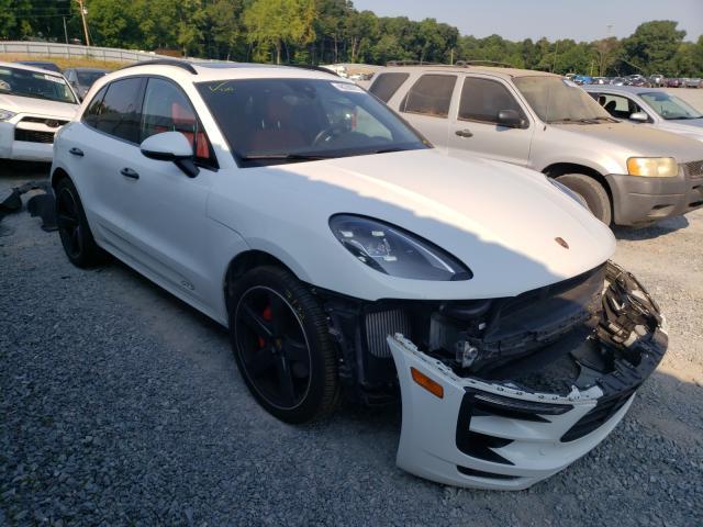 Porsche Vehiculos salvage en venta: 2017 Porsche Macan GTS