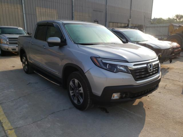 Salvage cars for sale from Copart Lawrenceburg, KY: 2017 Honda Ridgeline